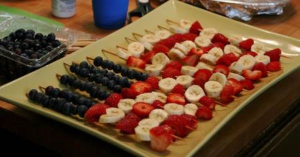 memorial day fruit recipes