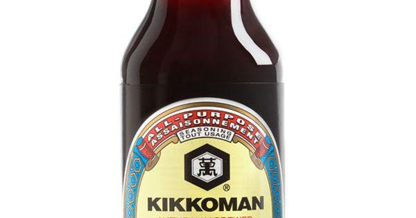 Kikkoman soy sauce msg