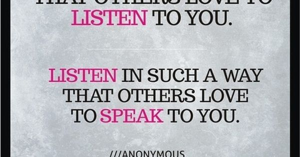 Bits of Truth... speak listen
