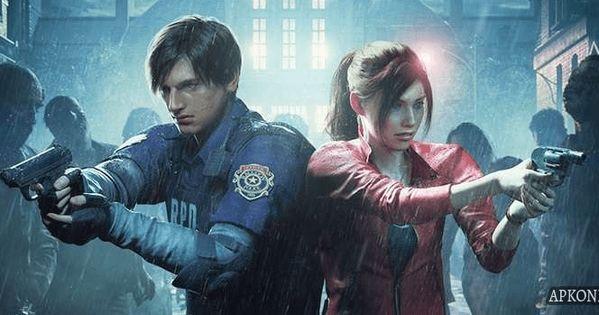 Resident Evil 2 Remake Apk Obb Data Full V1 0 Android Download