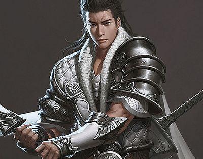 The Oriental Knight Junggeun Yoon On Artstation At Https Www Artstation Com Artwork Qn5ve Fantasy Battle Knight New Image