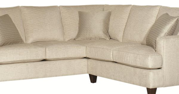 Park Avenue Park Avenue 2 Piece Sectional By HGTV Home