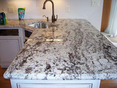 Delicatus White Granite Kitchen Remodel Pinterest