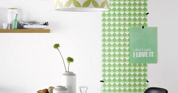 groene accessoires woonkamer - green living room  ♥ Living  Home ...