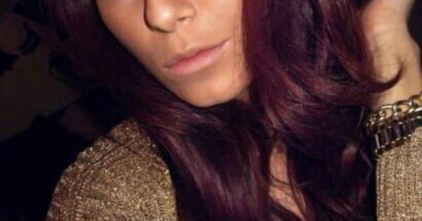 New hair color, what should I do?? | Burgundy color, Hair ...