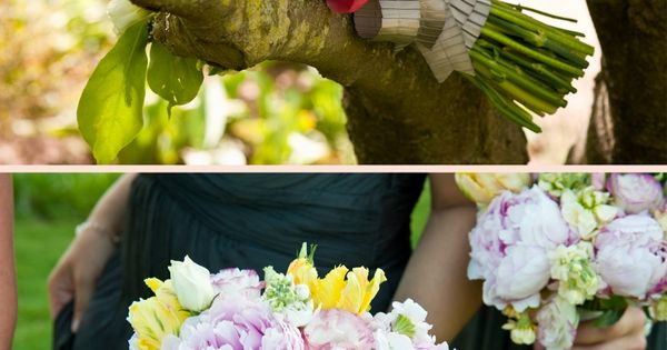 Bride and Brides Maids Bouquets  Flowers By: Steven Bruce Design  Photos by: Cappy Hotchkiss
