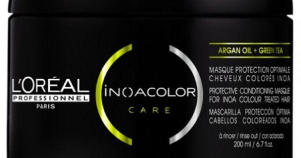 loreal professionnel inoa color care hair masque colors hair and hair masque - Inoa Color Care