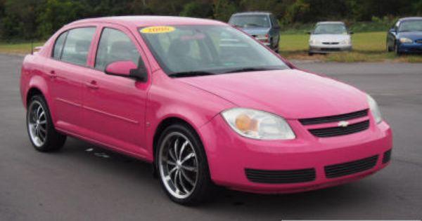 2006 Chevrolet Cobalt Lt Pink Cars Pink Trucks Chevrolet Cobalt Pink Truck Chevy Cobalt