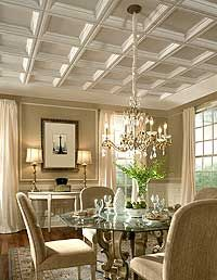 Cost To Install A Coffer Ceiling System
