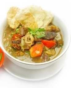 Resep Soto Betawi Dan Cara Membuat Bacaresepdulu Com Resep Resep Masakan Indonesia Resep Masakan