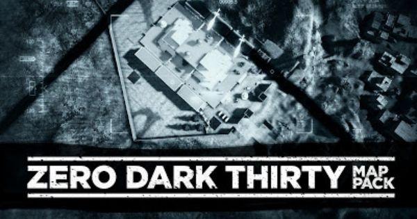 Zero Dark Thirty (2012) - Zero Dark Thirty SD