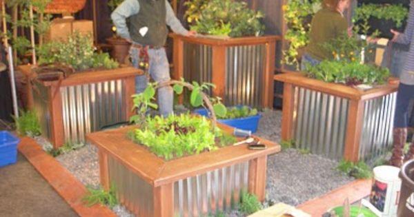 Raised Vegetable Garden Bed Plans