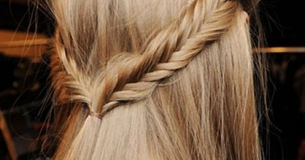 Pictures : How to Style Little Girls' Hair - Cute Long Hairstyles