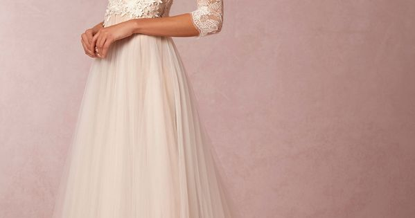 Amelie Gown in New at BHLDN $1640