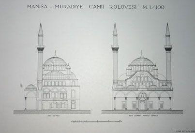 Sinan Eserlerinin Cizimleri Bilgi Belge Merkezinde Mimari Cizimler Mimari Sanat