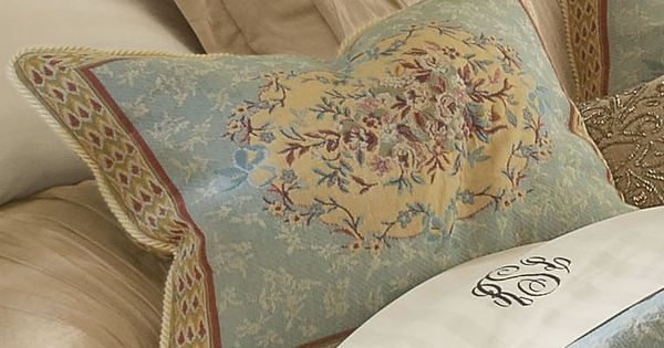 Regency Tapestry Bed Sham Tapestry Bedding Regency And