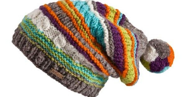 Knitting Or Crocheting Harder : Cute idea for a stashbuster hat if only there was