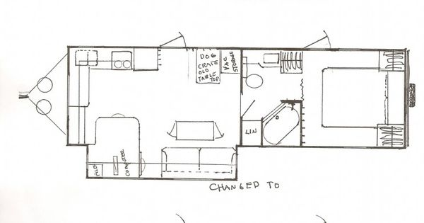 Small Home Design Floor Plan Tiny House Trailer Pinterest Design Plans Houses
