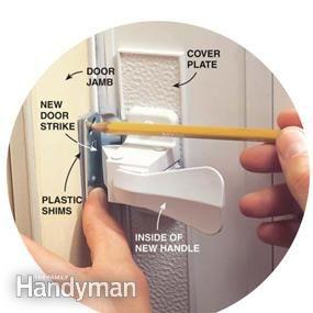 How To Fix Your Broken Storm Door Handles Storm Door Handle Fix You Handle