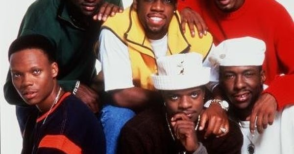 #throwback my group New Edition! I still love you guys, including Bobby!