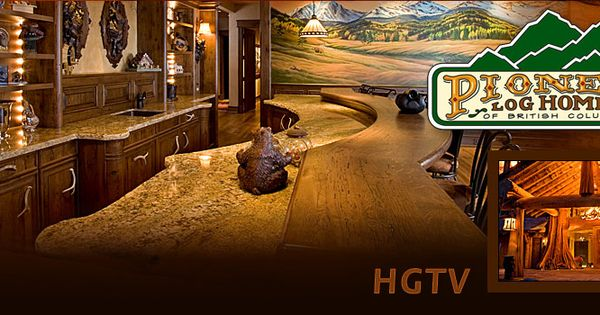 Buellton california log home hgtv log homes not just for Hgtv schedule house hunters