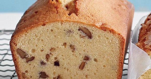 Brown Sugar, Maple, and Pecan Pound Cake | Recipe | Gluten ...