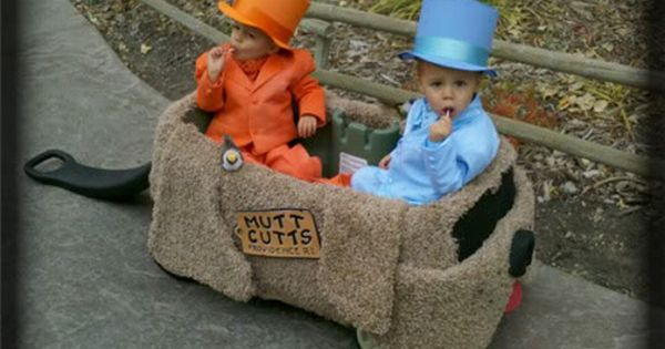 Love dumb and dumber funny kids costume