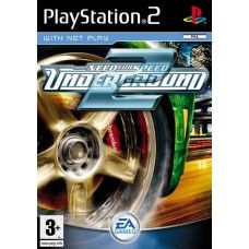 Need For Speed Underground 2 Pal For Sony Playstation 2 Ps2 From