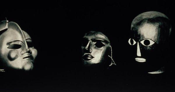Bauhaus Mask