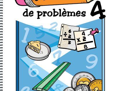 Planification Mathematique 4e Annee Mathematiques Problemes Mathematiques Resolution De Probleme