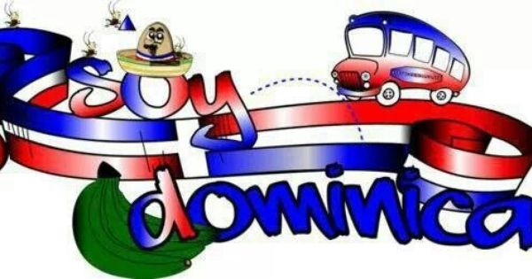 Yo Soy Dominicana Dominican Republic Character Country