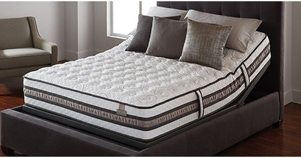 Shop Our Mattress Selection From Serta Sealy Stearns And Foster And Tempur Pedic Try Them In Our Mattres Adjustable Bed Frame Best Mattress Adjustable Beds