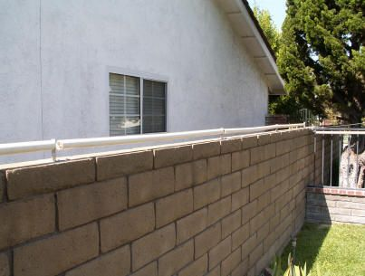 Homemade Coyote Rollers Dog Proof Fence Cat Fence Dog Fence
