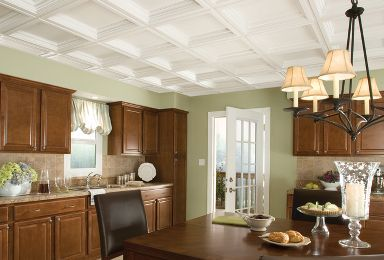 Drop Ceiling Tiles Armstrong Ceilings Residential Basement