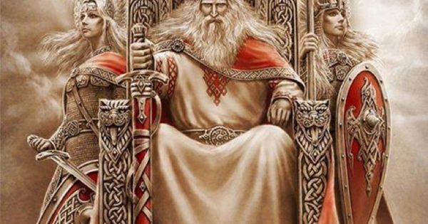 "an overview of the wisest god and father of the fallen warriors odin Norse mythology for smart people search as a war-god, odin is principally concerned not with the reasons behind any ""he is the father of all of the gods."