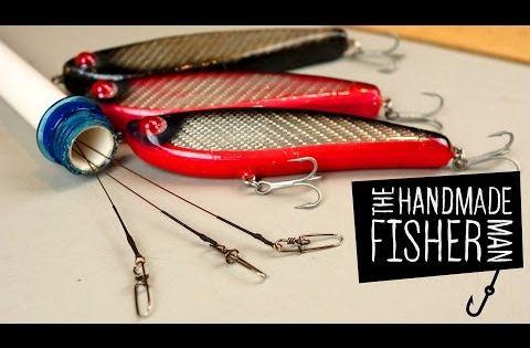 my first homemade fishing lure! | fun! | pinterest | homemade, Hard Baits