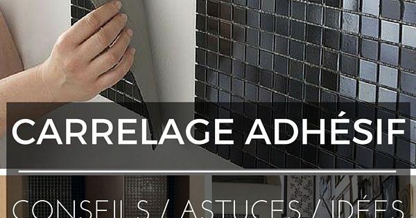 Carrelage adh sif tout ce que vous devez savoir carrelage adhesif adh - Carrelage adhesif douche ...