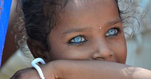 amazing eyes - taken for National Geographic in Varnasi, India. With much