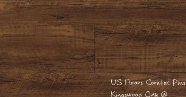 US Floors COREtec Plus Kingswood Oak 7 Luxury Vinyl