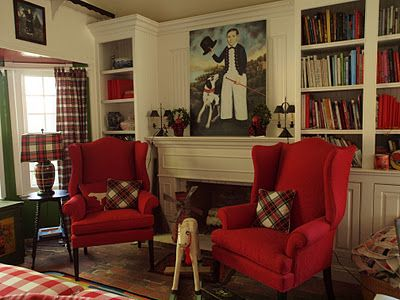 5 Designer Approved 5 Red Living Room Ideas That Are Hotter Than Hot Modsy Blog