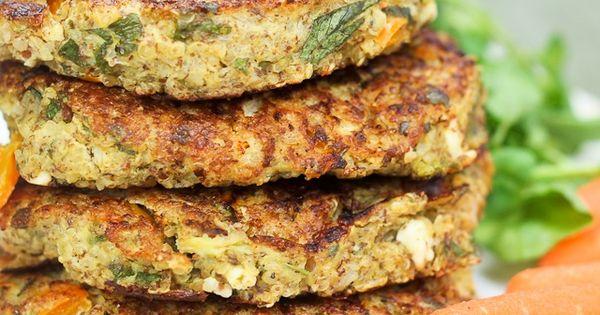 Shrimp and Quinoa Patties   Recipe   Quinoa, Burgers and Oil