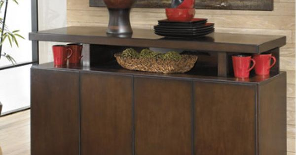 D64160 By Ashley Furniture In Winnipeg Mb Dining Room Server Dining Room Servers
