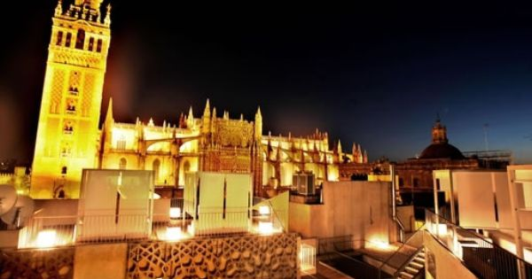 Off the beaten path things to do in sevilla spain - Terraza hotel eme ...