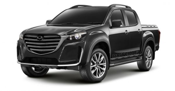 Next Mazda Bt 50 Pickup Promises Kodo Design Isuzu Base Mazda Chevy Cruze New Engine