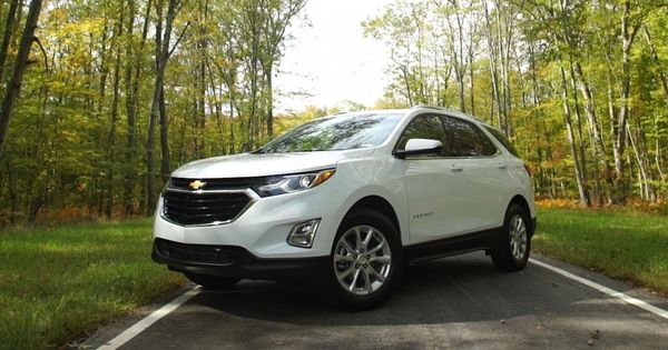 2020 Chevrolet Owners Manual Overview Chevrolet Equinox