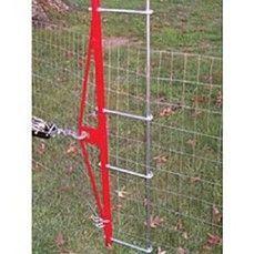 Brad Blazer Uploaded This Image To Fence Stretcher See The Album On Photobucket Garden Tool Storage Field Fence Garden Tools