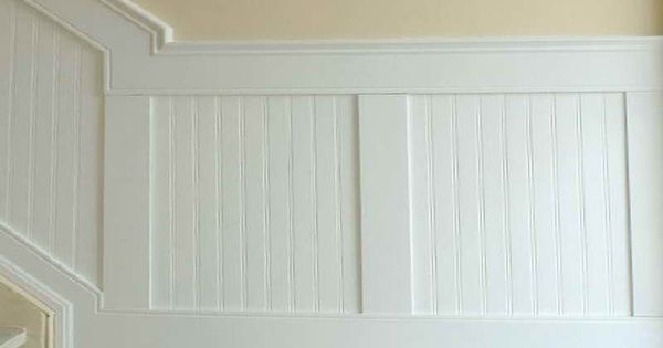 White Wainscoting Home Depot Installation Http