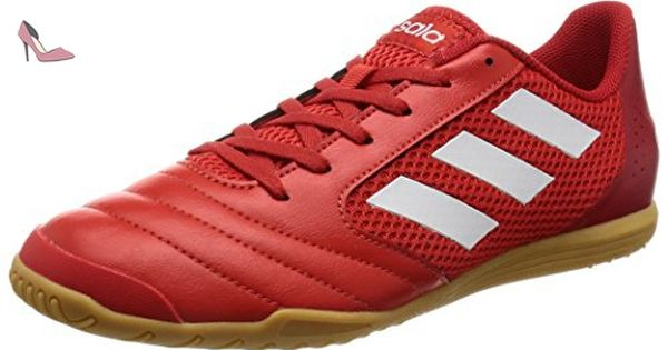 adidas Ace 17.4 Sala, Chaussures de Football Homme, Rouge