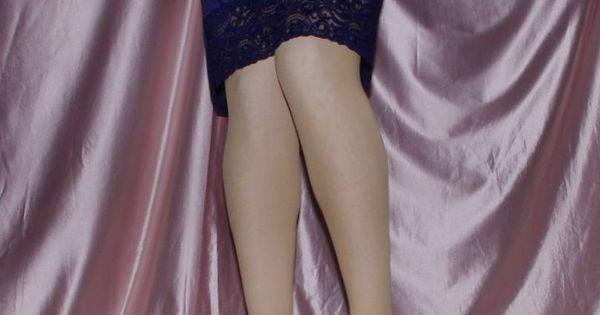 Slip Pantyhose Sheer 58