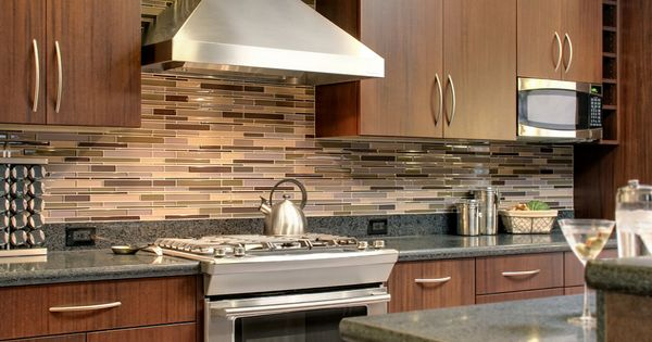 50 Best Kitchen Backsplash Ideas For 2017: 15 Beautiful Kitchen Backsplash Ideas